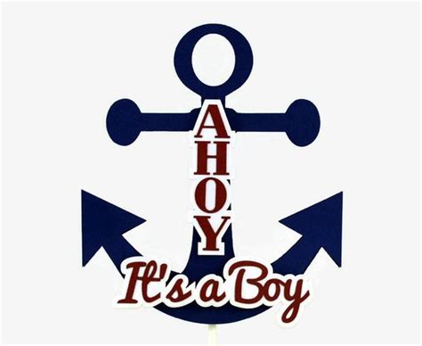ahoy its a boy picture frame pin ahoy its a boy on