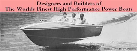 donzi boat company history history at supernova19