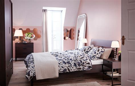 ikea bedroom set how to style a bedroom on a budget