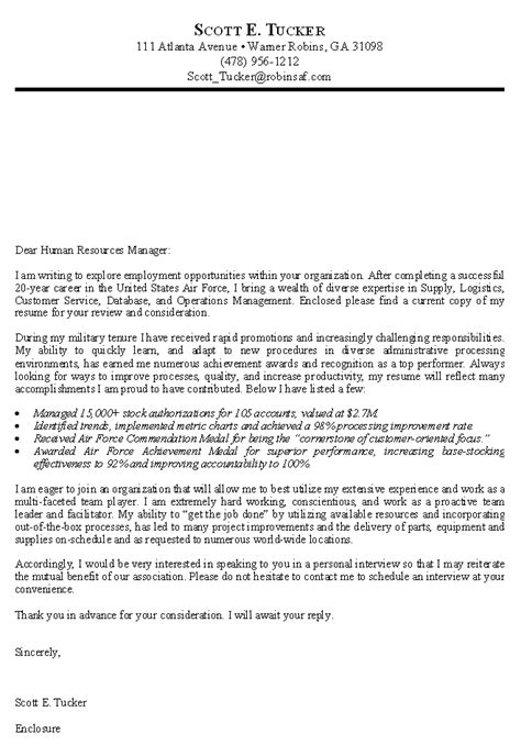 cover letter cover letter samples for it professionals resume