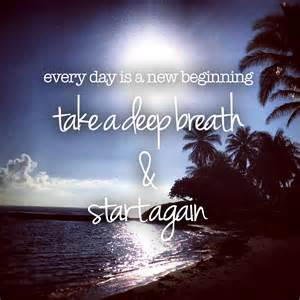 new day new beginning quotes like success