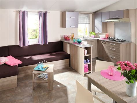 Location Mobil Home 3 Chambres by Location Mobil Home 3 Chambres Normandie Cing Le