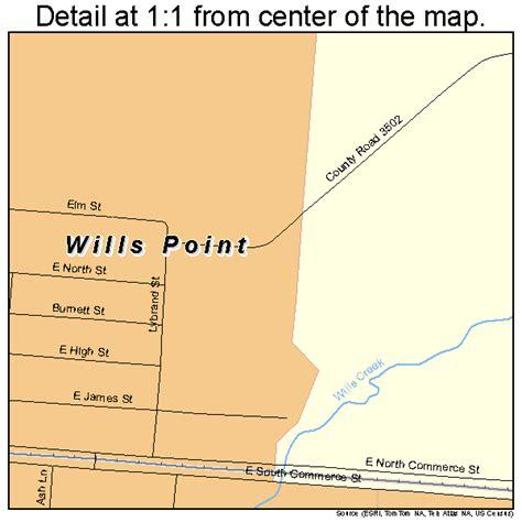 wills point texas map wills point texas map 4879564