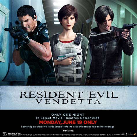 Delta Ticket Giveaway - resident evil vendetta ticket giveaway delta h con