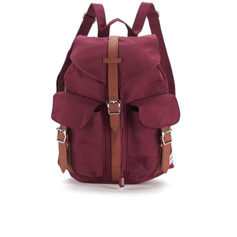 Herschel Dawson Backpack herschel supply co dawson backpack wine womens