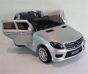 Power Wheel Mercedes Number One Ride On New 2015 Licensed Mercedes Ml