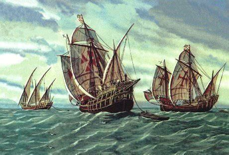 three boats christopher columbus sailed the conquest and its consequences