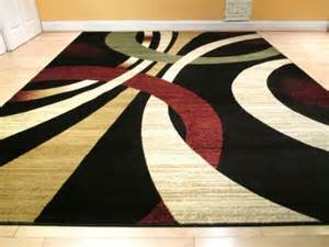 Contemporary Area Rugs Modern 8x11 Rug Beige Contemporary Area Rugs 8x10 Carpet Living Room Carpet Brown Rug