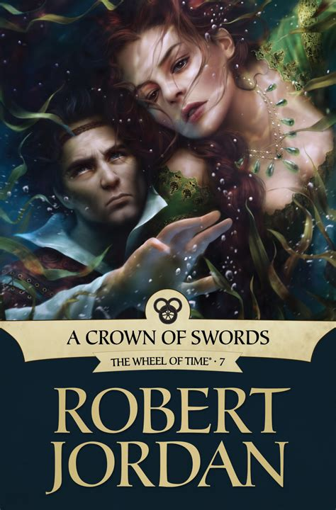 crown of volume 1 books a crown of swords a wheel of time wiki