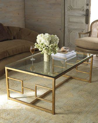 Gold Coffee Tables Living Room Best 25 Glass Top Coffee Table Ideas On