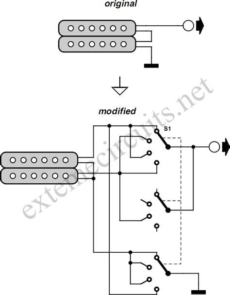 multi sound for guitars circuit diagram