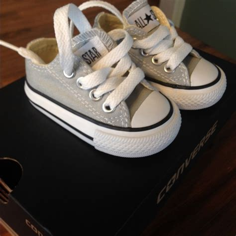 baby sneakers size 2 80 converse other converse baby shoes size 2 from