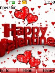 nokia themes valentines day download happy valentine nokia theme nokia theme mobile