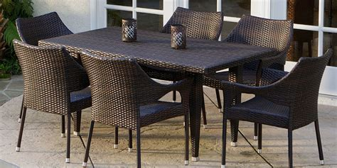 outdoor patio table set 11 best patio dining sets for summer 2017 outdoor patio