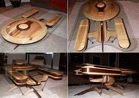 Dog Bedroom Furniture 10 geeky furniture pieces for any star trek fanatic homecrux