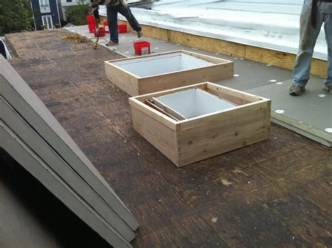 roof insulation flat roof