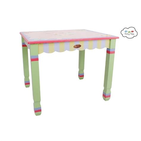 fields magic garden table fields painted magic garden table and set of