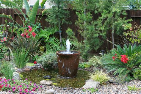 diy backyard fountains 23 astonishing diy garden fountain tutorials