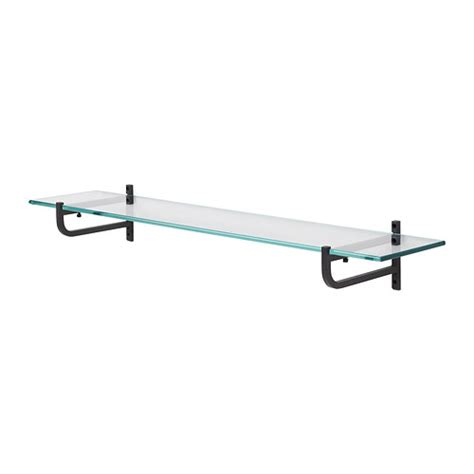 Hj 196 Lmaren Glass Shelf Ikea Ikea Glass Shelves Bathroom