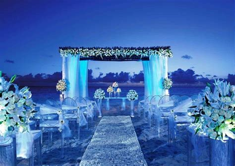 Beach Wedding Decorations ? Some Simple Ideas To Have A