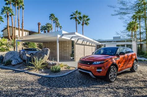 House And Cars by Land Rover Creates Modern House And Car Pairings Psfk
