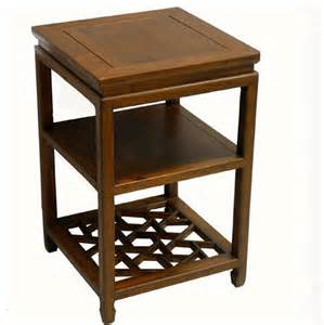 Side Accent Table Icicle Accent Table Asian Side Tables And End Tables Other Metro By Dyag East