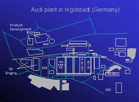 Audi Werk Ingolstadt Plan by Audi Ingolstadt Plant
