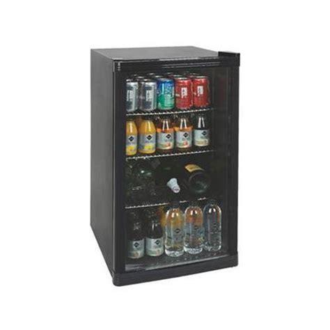 Bar Top Cooler Counter Drinks Chiller Cooler Fridge 88l