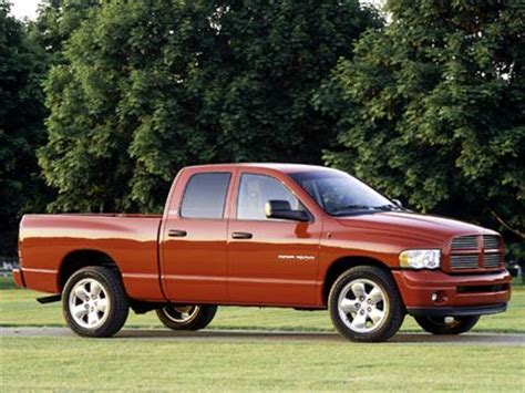 2004 Dodge Ram 1500 Quad Cab SLT Pickup 4D 6 1/4 ft