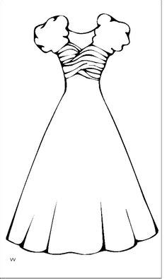 the dress book coloring book collette s dresses volume 4 books dress coloring pages bestofcoloring