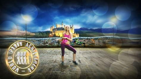 zumba fitness world party tv spot screenshot 10 burlesque pro achievement zumba fitness world party jp
