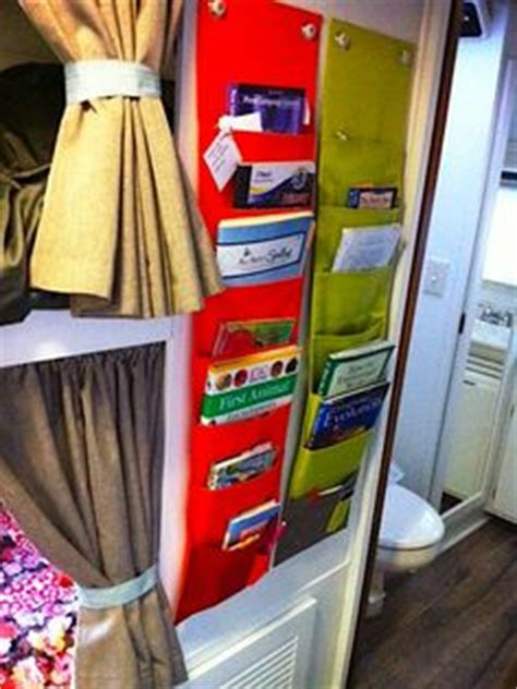 rv necessities for timers books rv cer space saving ideas on rv storage