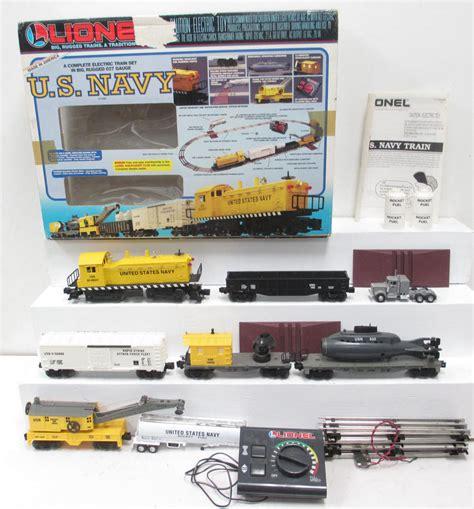 Us Belia Set Navy for sale lionel sets amtrak work set us navy o railroading on line forum