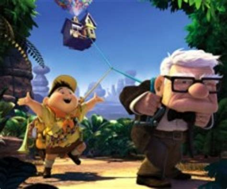 film up animazione up il film disney pixar