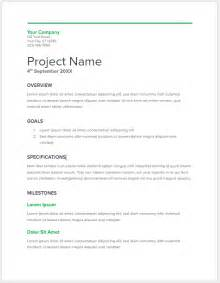 project proposals templates 20 free project template ms word pdf docx