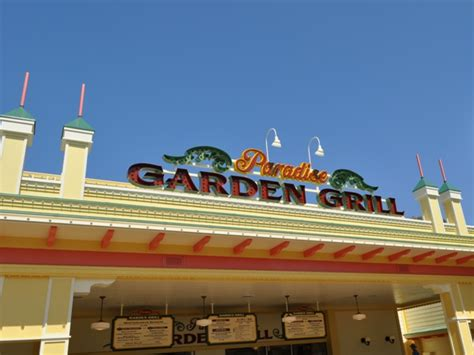 Paradise Garden Grill by Paradise Garden Grill Closes At California Adventure