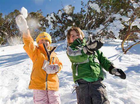 melbourne s snowfields ski victoria australia