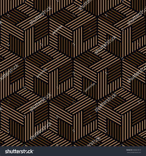 pattern brown line black brown patternbackground line geometricmodern stylish