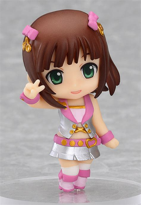 Nendoroid Amami Haruka Bib Idolmaster nendoroid petit the idolm ster 2 million dreams stage 01