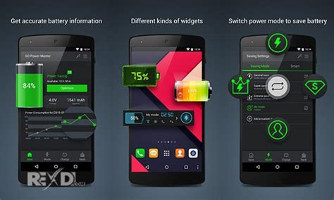 go battery saver apk go battery saver power widget 5 3 6 1 premium cracked