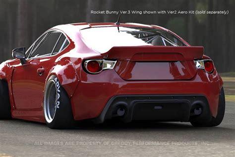 Corner Bumper Bodykit A N Civic 2016 4pcs greddy