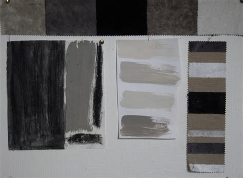 black grey white color scheme light color design brown gray taupe and a little gold