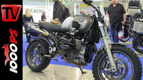 Bmw Motorrad H Ndler O by Video Wunderlich Bmw Scrambler 156ps Infos Details