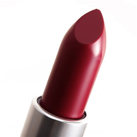 Shades Of Red Hair by Mac D For Danger Lipstick Review Amp Swatches