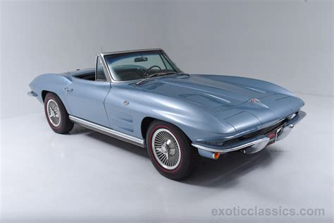 chevrolet corvette convertible champion motors international  luxury classic vehicle