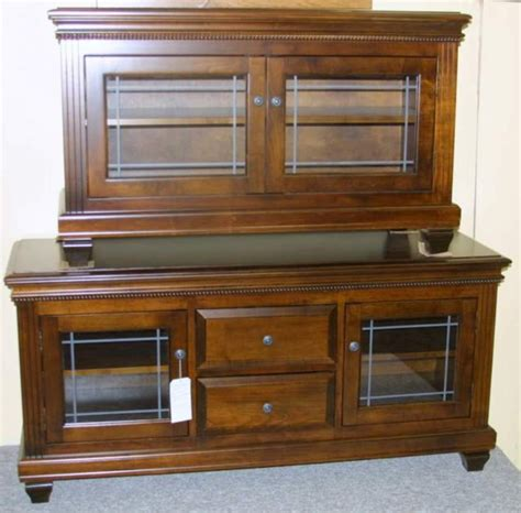Mennonite Furniture by Maple Florentino Mennonite Tv Stands Lloyd S Mennonite