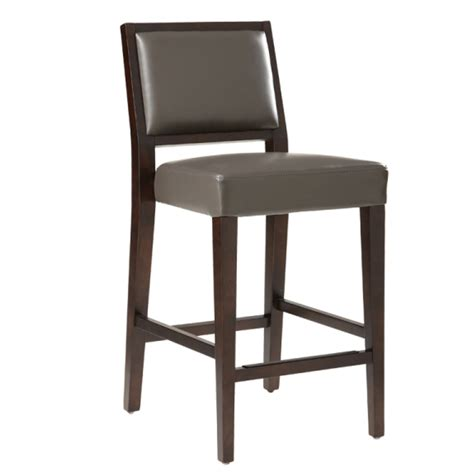 Grey Leather Bar Stool Citizen Counter Stool Grey Buy Faux Leather Counter Stools