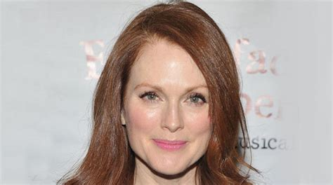 julianne moore hair colour from the drug store julianne moore reveals her skincare secret how to be a