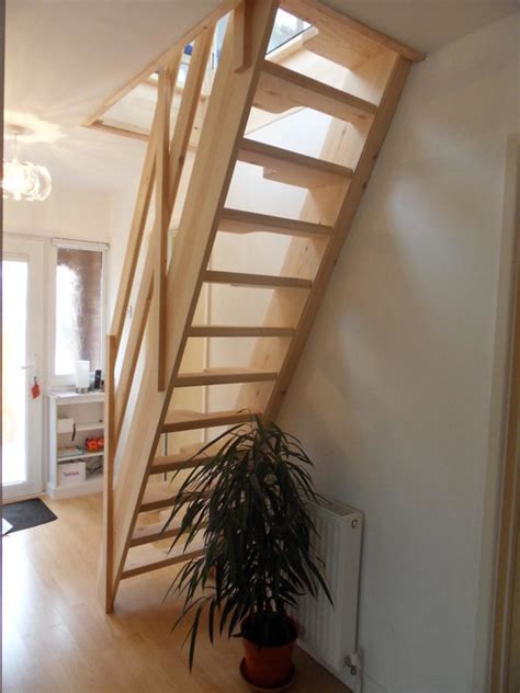 Space Saving Ideas For Kitchens loft conversion lounge contemporary staircase other