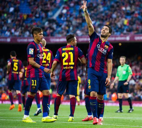 barcelona keluar dari la liga luis suarez photos photos fc barcelona v getafe cf la